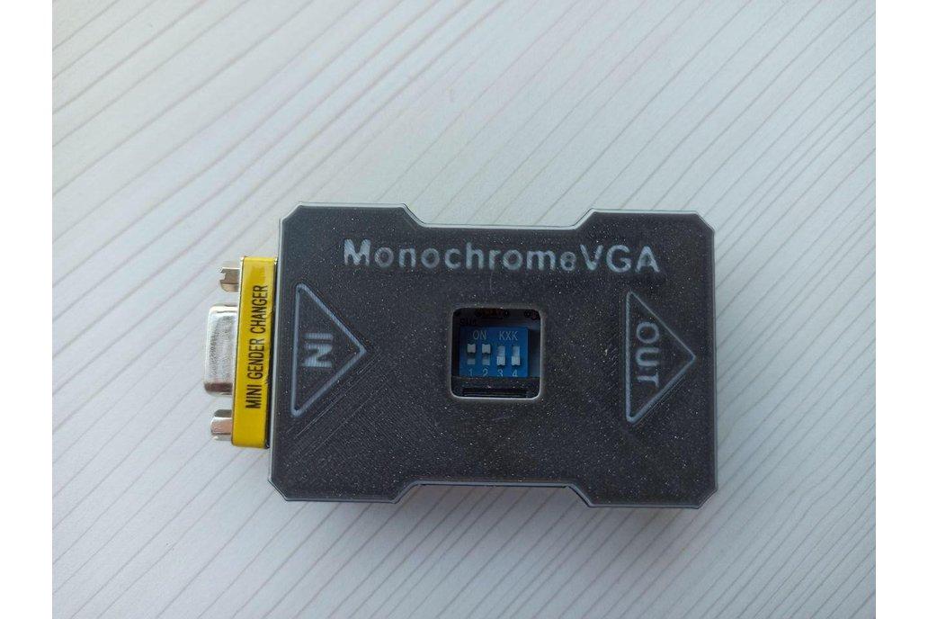 MonochromeVGA 1