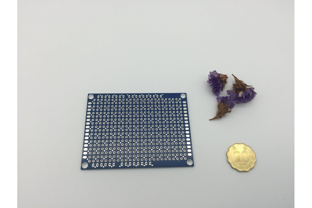 Prototype PCB Board with Ground Plane 2