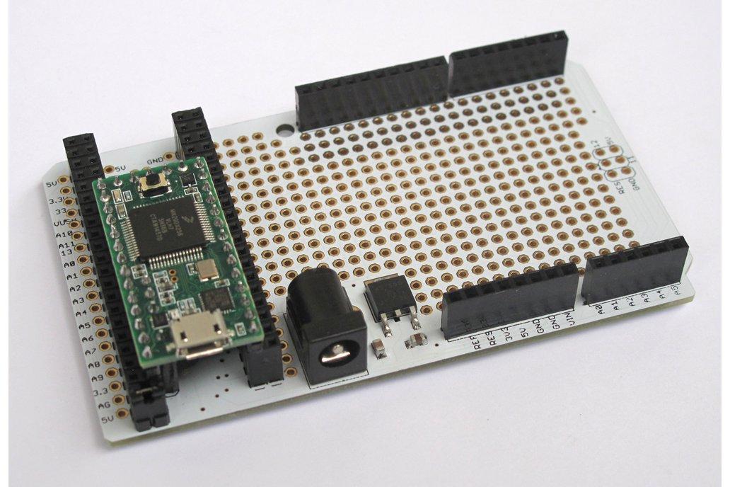 Teensy 3* Proto Board & Arduino Shield V1.1 4