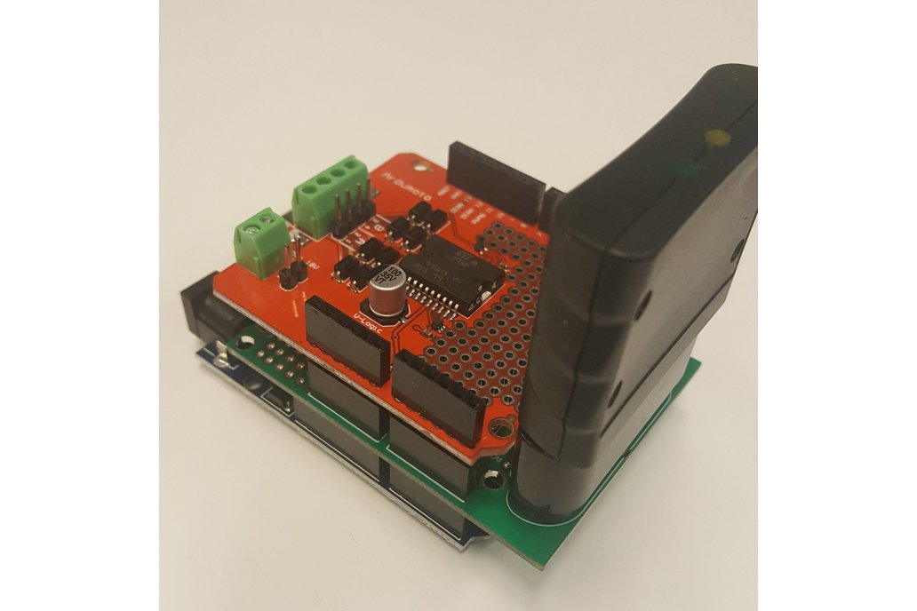 Arduino Shield for PS2 PlayStation 2 Controller 1