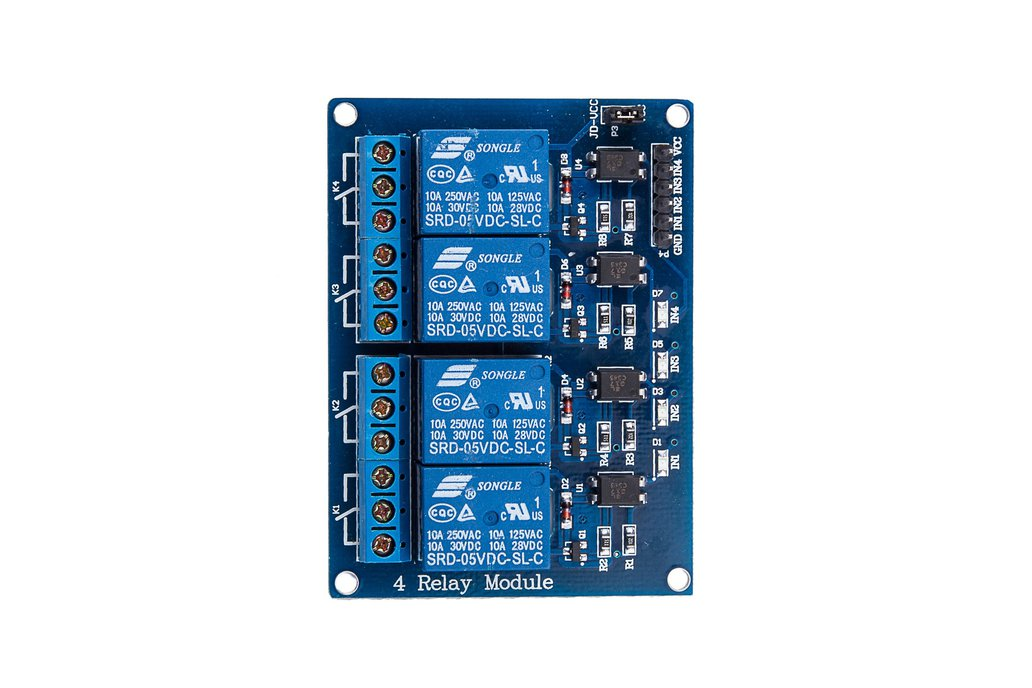 4-Channel 5V Relay 1