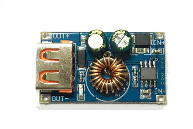 USB DC step down module fast charging for phone