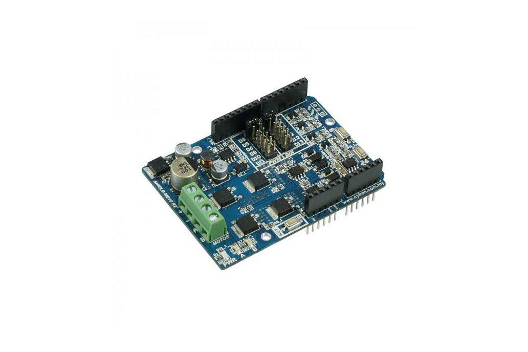 Cytron 10A Motor Driver Shield (Arduino)  2