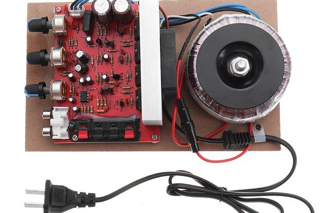 High Power Amplifier Field Effect Transistor Front