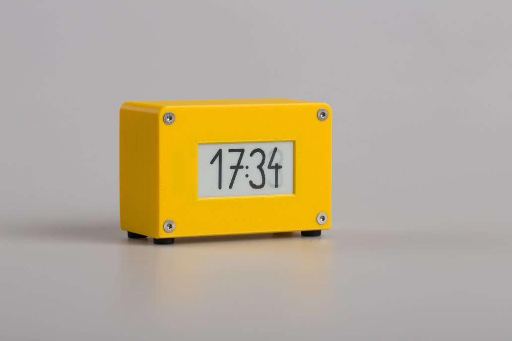 Agora clock v2 1