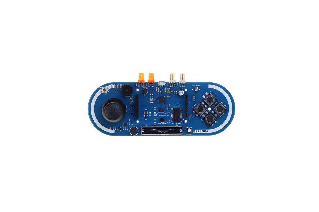 Arduino Compatible Esplora Game Programming Board 1