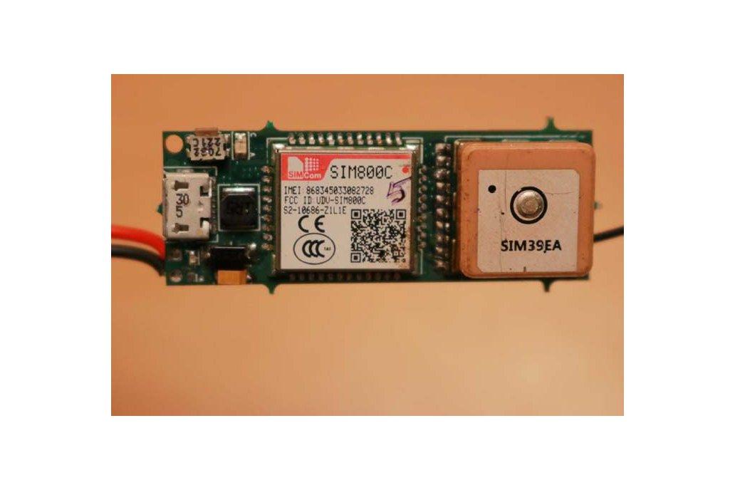 VALTRACK-V2B GSM GPS Tracker (For Vehicles) 1