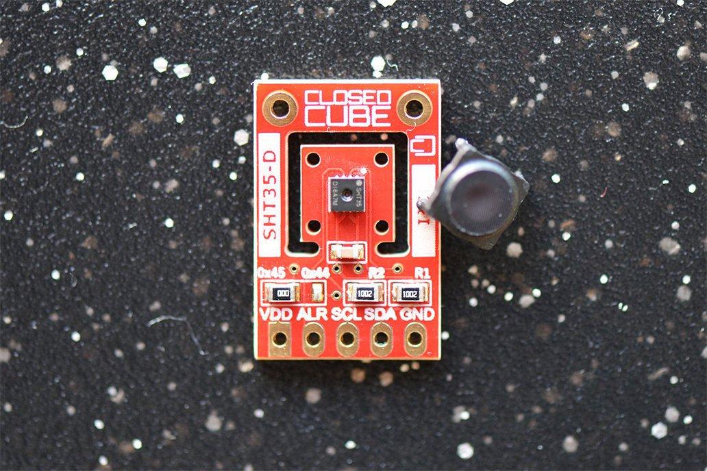 SHT35-D (Digital) Humidity & Temperature Sensor 1
