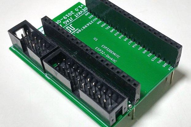 ESP32 DevKit JTAG Debugging Adapter