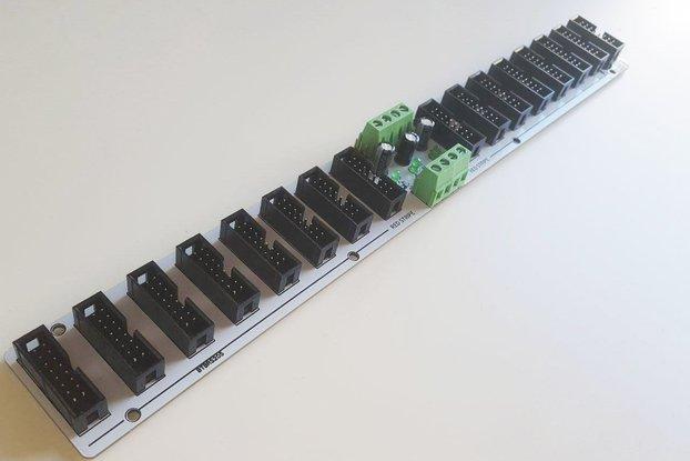Eurorack Busboard modular System