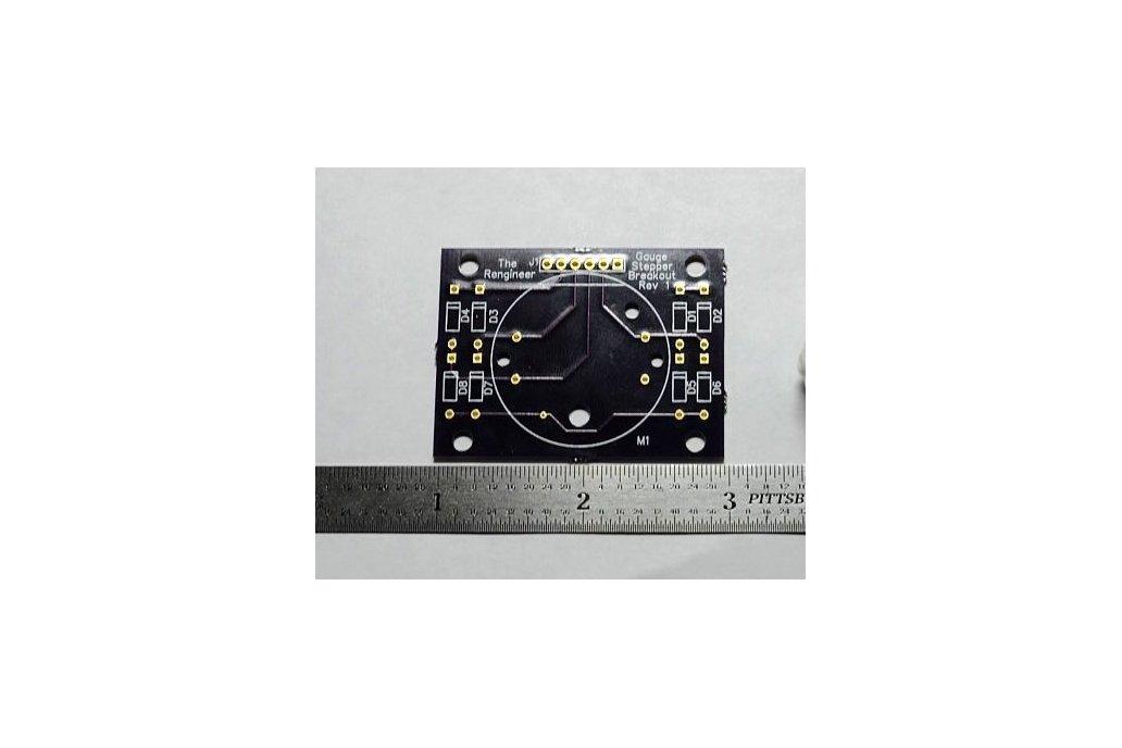 Analog Gauge Stepper Motor PCB Only 1