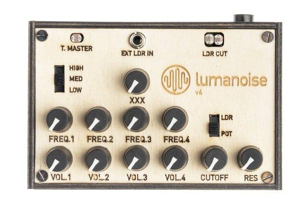 Lumanoise v4 - Trautonium