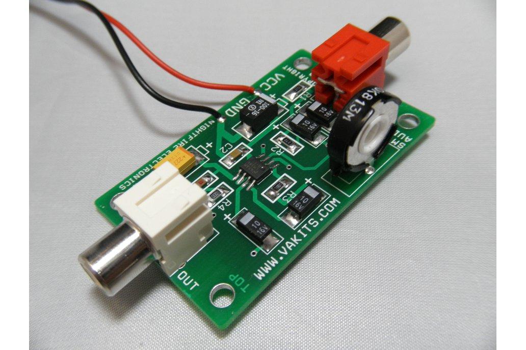 LM386 SMT Audio AMp Kit (#1700) 1