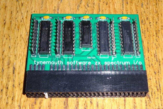 ZX Spectrum IO Board