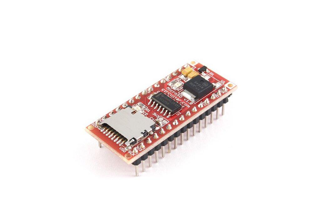 MicroSD Nanoshield 1