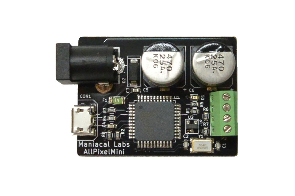 AllPixelMini Universal LED Controller 2