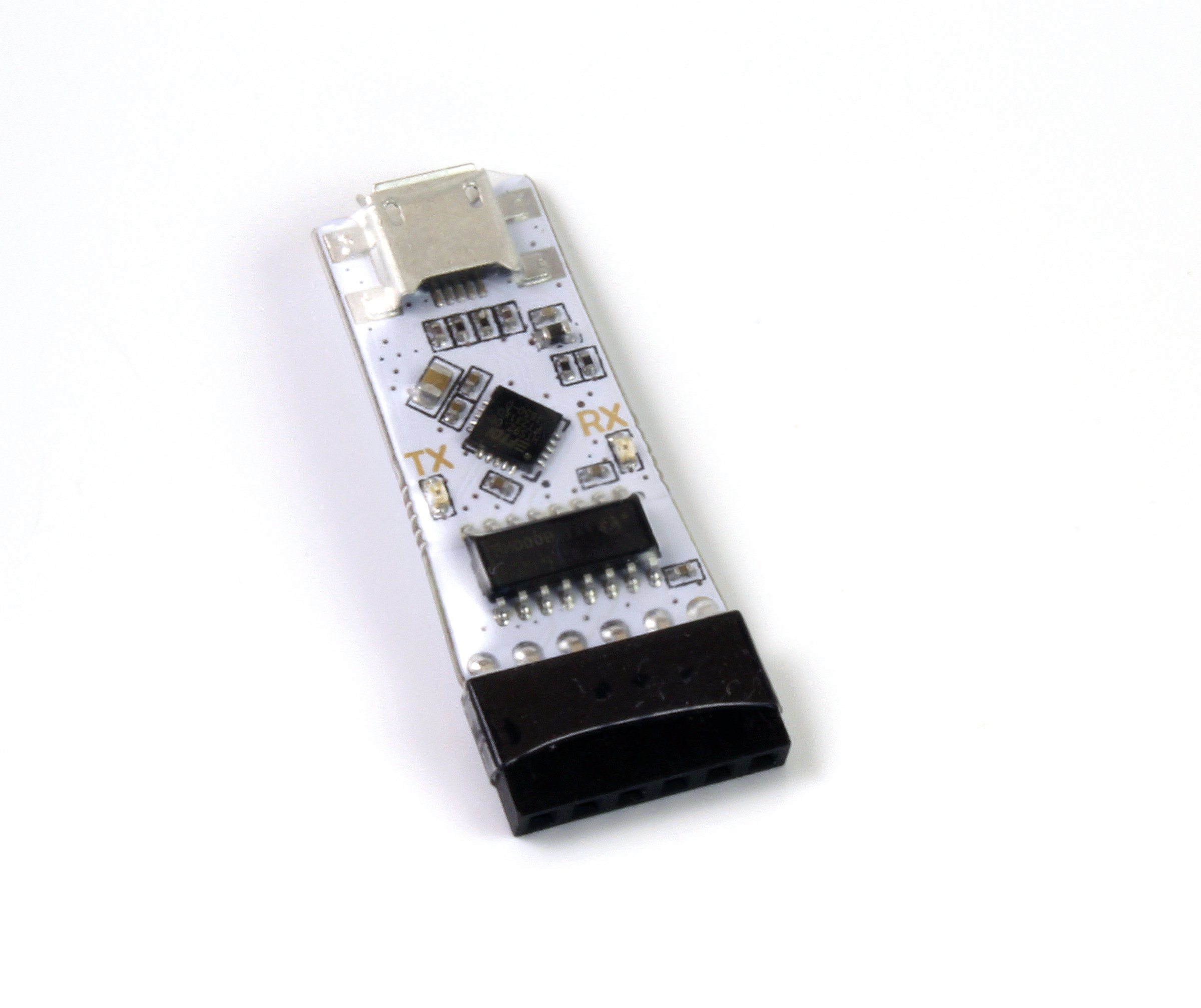 Isolated usb uart converter for arduino pro mini from