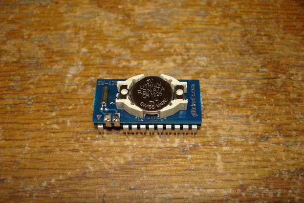 GW-12887-1 DS12887 RTC Replacement Module