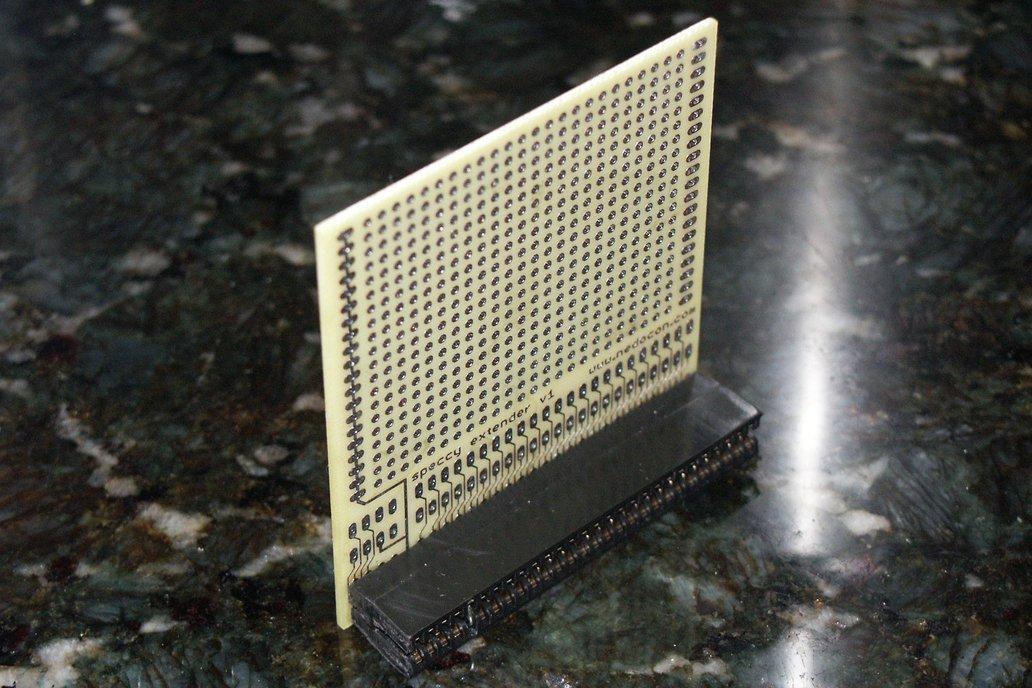 ZX speccy extender 1