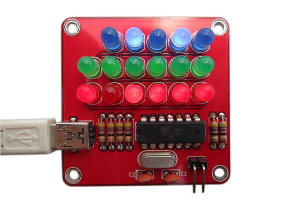 Pure Binary Clock Kit