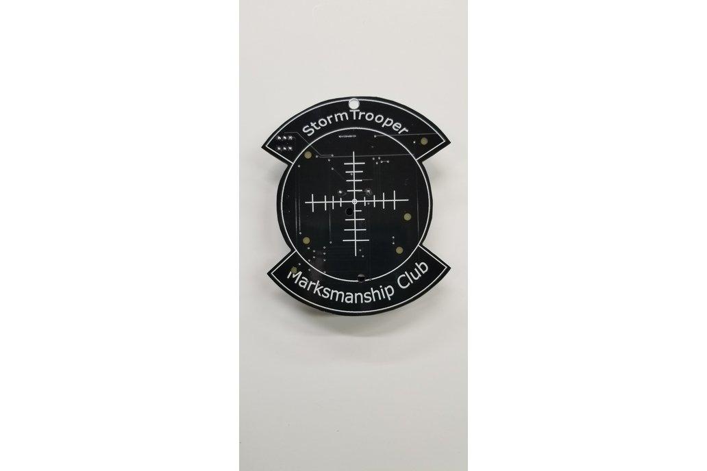 Celebration StormTrooper Marksmanship Badge 1
