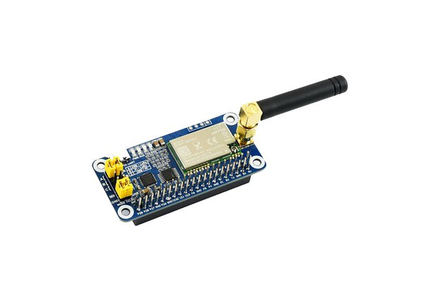SX1262 LoRa HAT for Raspberry Pi