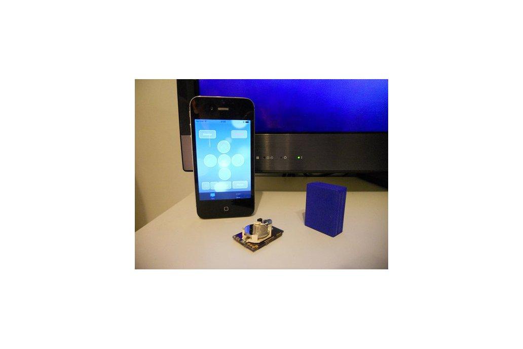 Blue IR 5