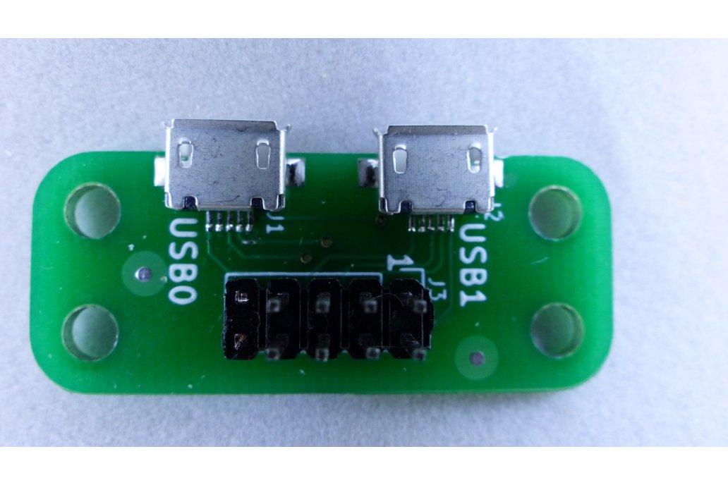 USB connectors for PC ATX case 1