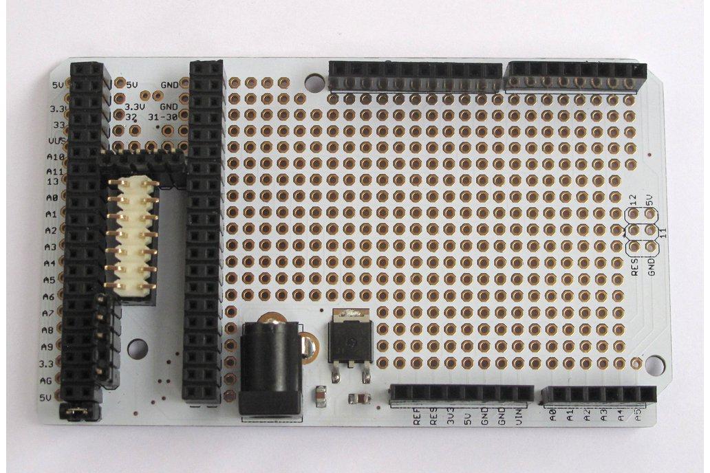Teensy 3* Proto Board & Arduino Shield V1.1 5