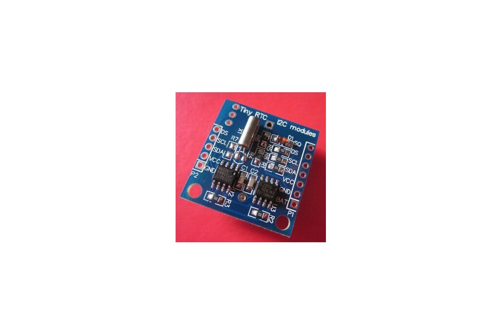 5pc RTC I1C module DS1307 clock (w/o battery) 1