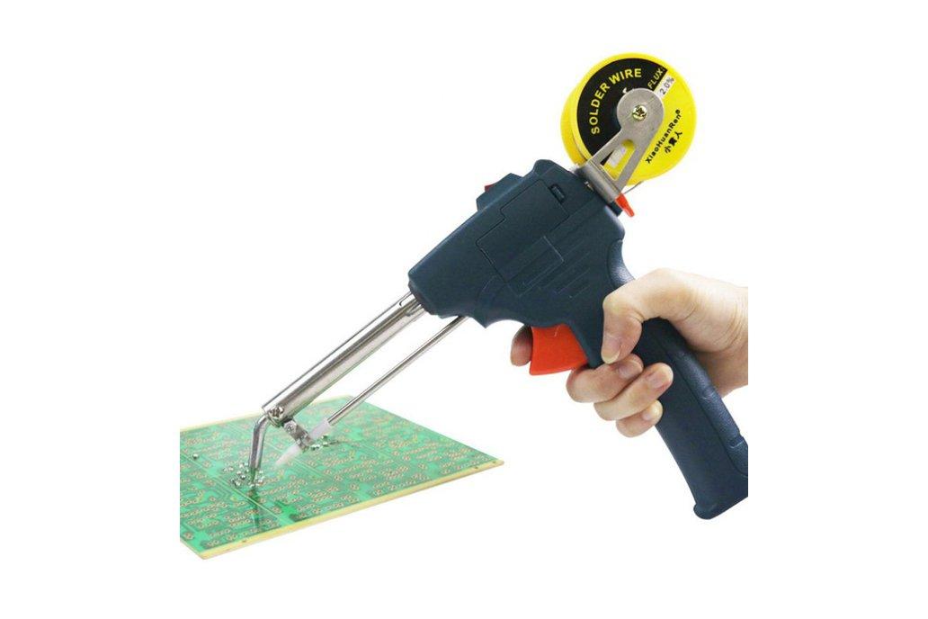 Soldering gun 1