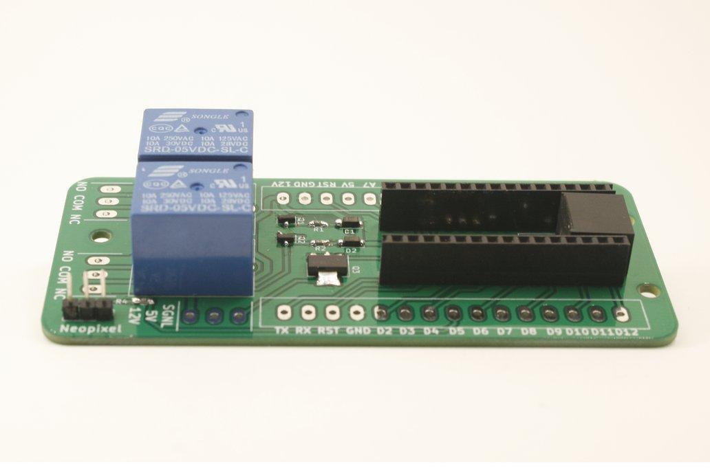 Simple Arduino Nano Breakout 2