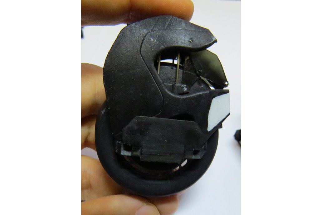 KingSong S18 3D printed functional model 1