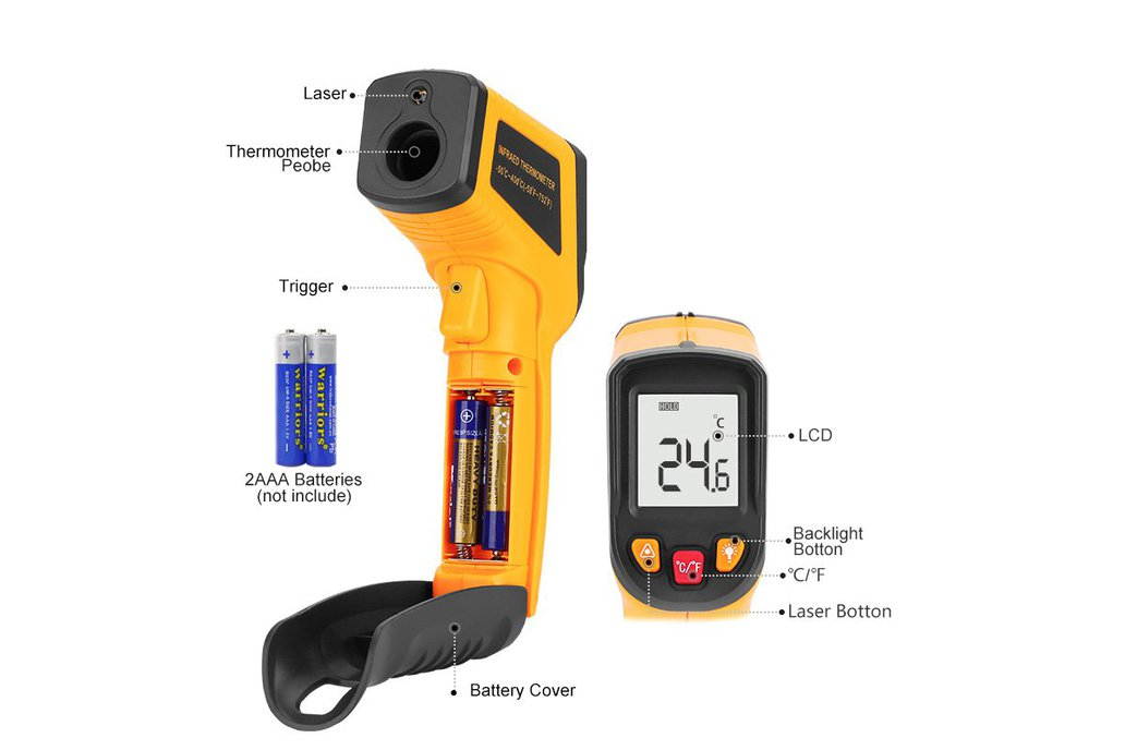 Infrared Thermometer 5