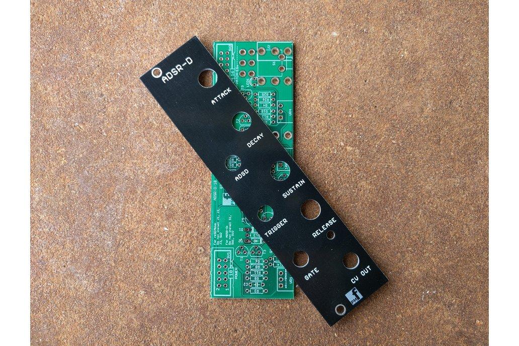 ADSR-D Envelope Generator (Eurorack PCB Set) 1