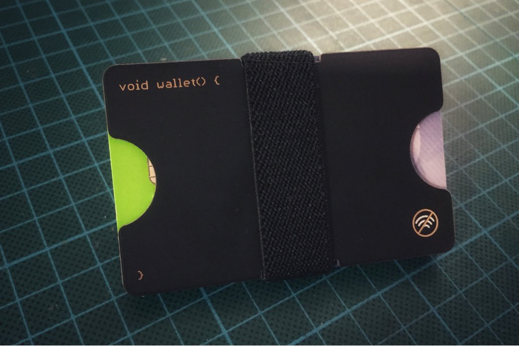The Void Wallet() 1