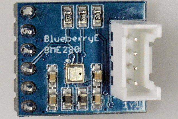 BlueberryE BME280 Breakout Board