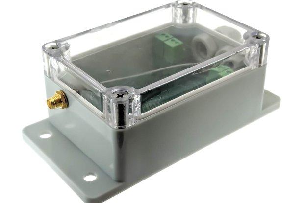 qBox AFC DIY IOT Enclosure Kit (One SMA)