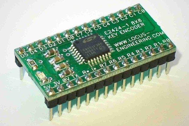 E2424 64 Key Encoder