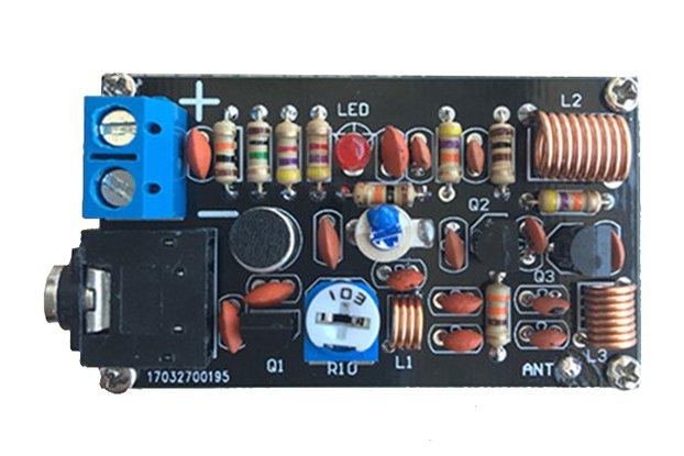 FM Radio Transmitter DIY(11840)