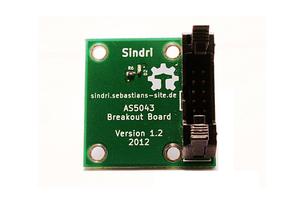 Sindri Magnetic Rotary Encoder 2