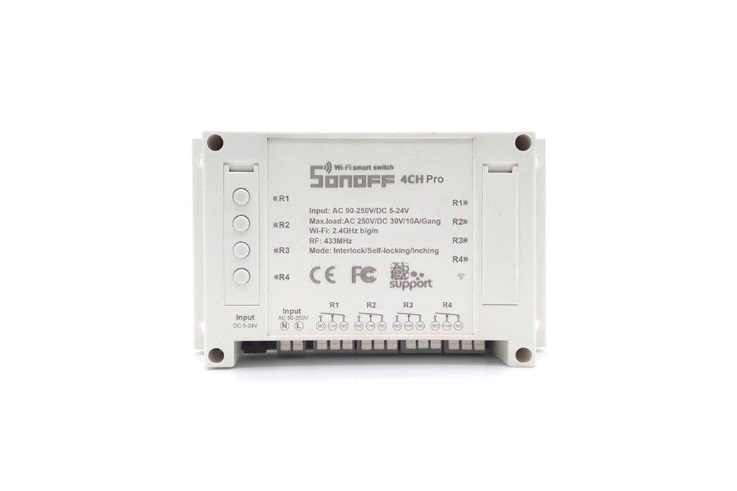Smart Home WIFI Wireless Switch APP Remote Control 1