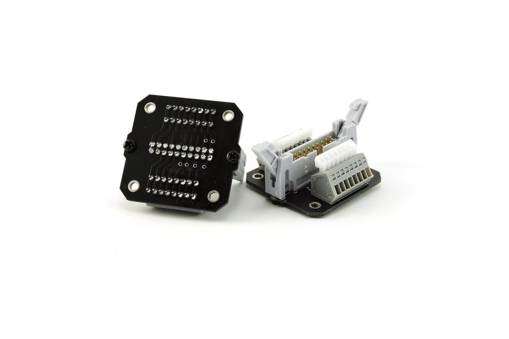 3D Printer extruder head breakout kit 1