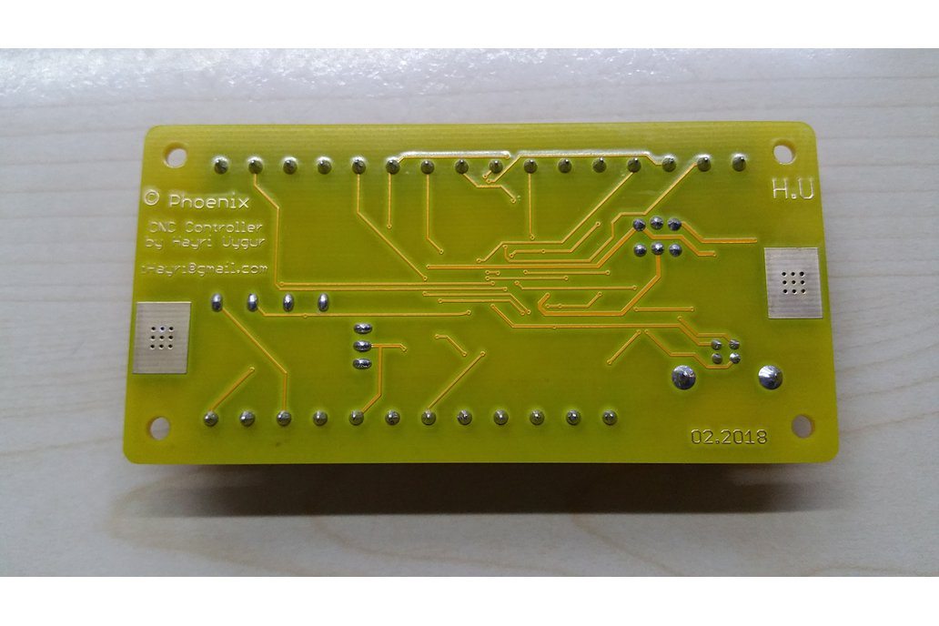 Phoenix USB CNC Controller with PWM Output 4