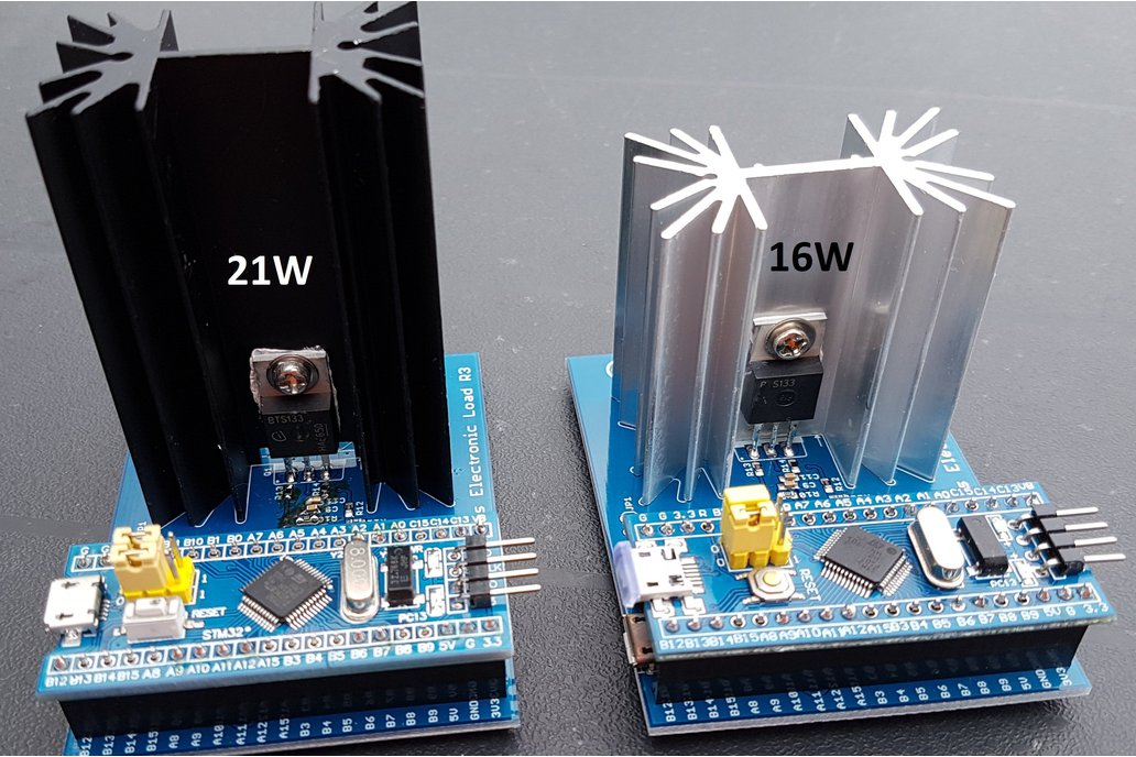 Arduino Electronic Load R3 1