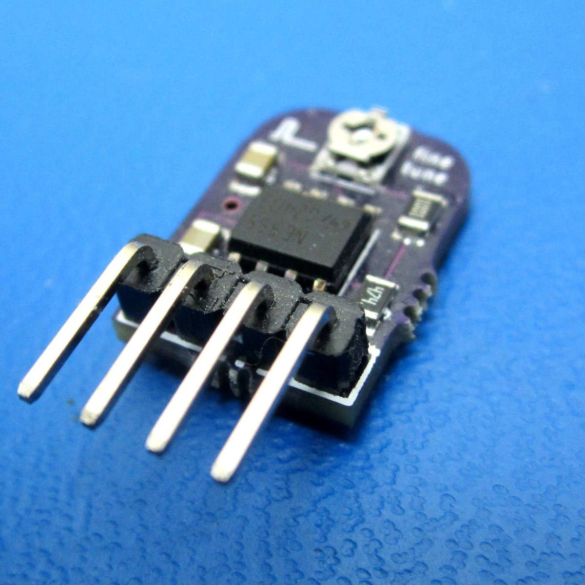 Tymkrs 555 Vco From The Toymakers On Tindie Circuit With Logarithmic Characteristic 555circuit