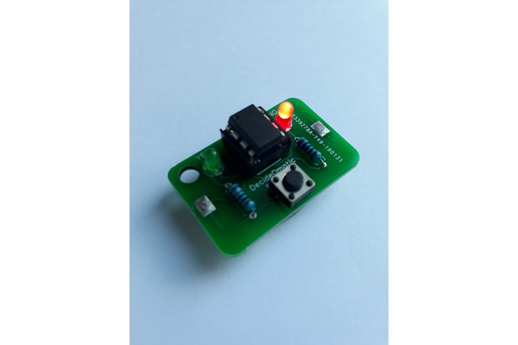 Decide-O-Matic automatic decision maker 1