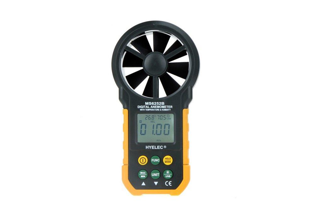 Multi. Digital Anemometer/Tachometer  1