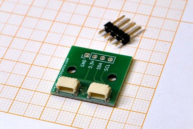 Qwiic/STEMMA QT Adapter
