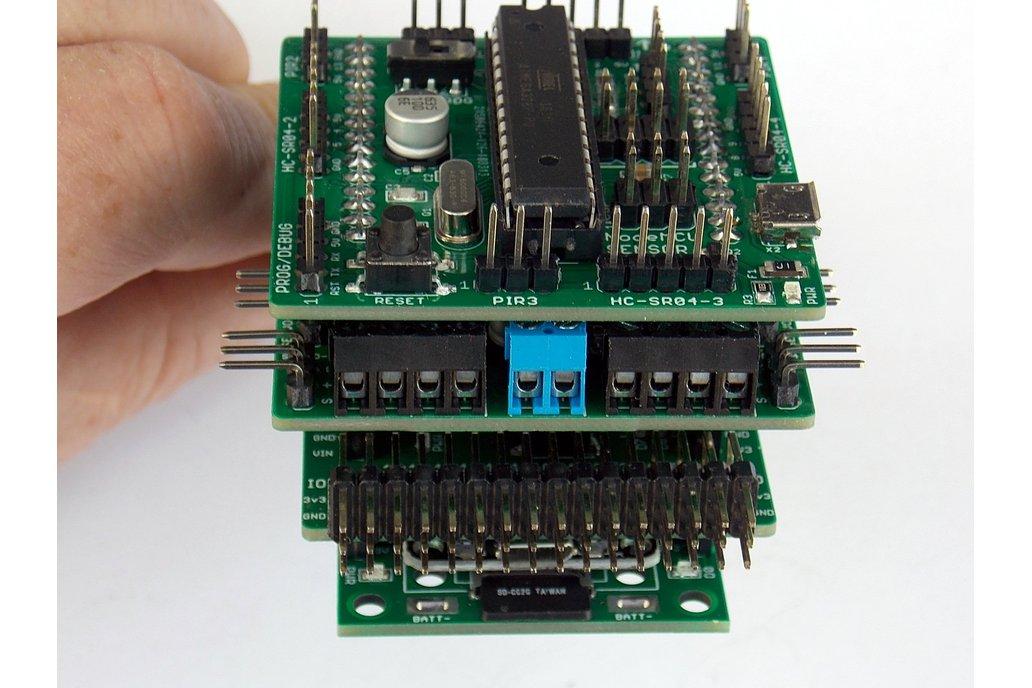 ESP8266 Wireless Dev System - Non-Battery Version 5